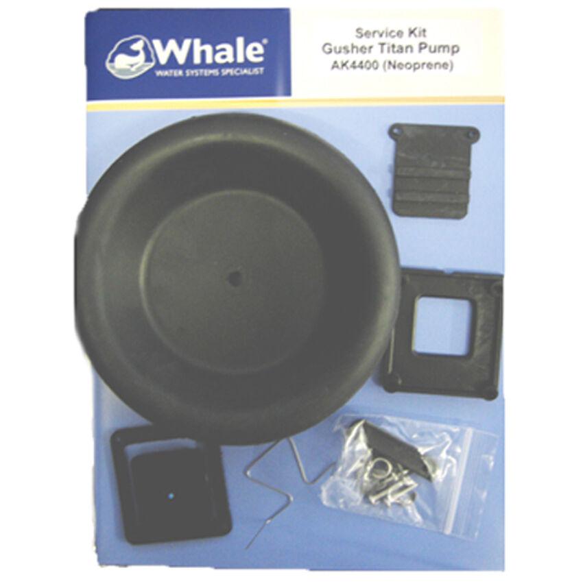 Manual Bilge Pump Service Kit - Whale Gusher Titan (Water)