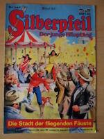 SILBERPFEIL Nr. 347 (1) Die Stadt der fliegenden Fäuste Bastei-Verlag Orginal