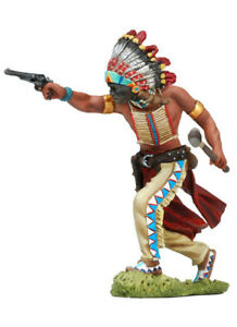 BLACK-HAWK-BH106-Custer-039-s-Last-Stand-Sioux-Indian-Firing-Revolver-FREE-SHIPPING