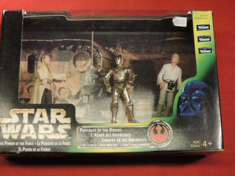 STAR WARS - PURCHASE OF THE DROIDS, STAR WARS