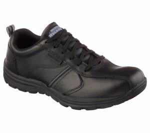 Frat Sr Skechers Trabajo Suelto Zapatos Hombre Hobbes qUZX0wnwI