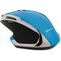 Verbatim America, Llc Wireless Desktop 8-button Dlx, Blue 99019 on sale