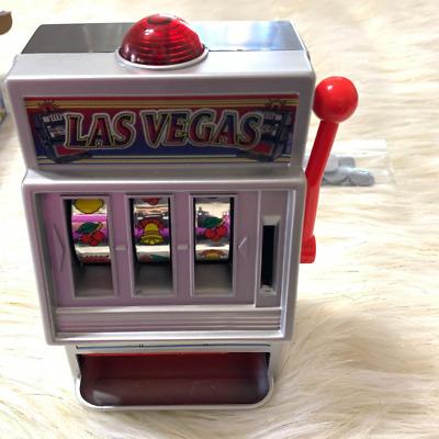 Slot Machine Noise