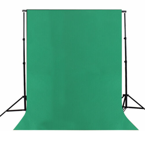Green Photography Background Backdrop Fabric Screen Chromakey For Photo Studio