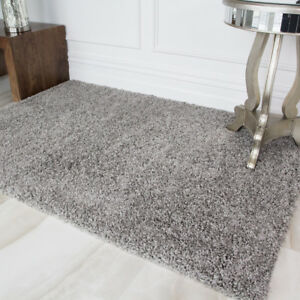 Light-Silver-Grey-Soft-Modern-Thick-Shaggy-Cheap-Large-Small-Living-Room-Rug-Mat