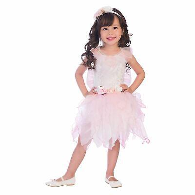 2019 Moda Ragazze Bambini Rosa Fata Costume Fairytale Costume Vestito Storia Libro Settimana-mostra Il Titolo Originale