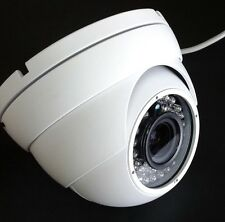 HD-TVI 1080p 2.4MP Motorized Zoom Auto Focus 2.8-12 Dome Camera Sony CMOS HDTVI