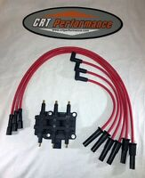 2007-2011 Jeep Wrangler Unlimited Red 3.8l Ignition Tune Up Powerboost Kit
