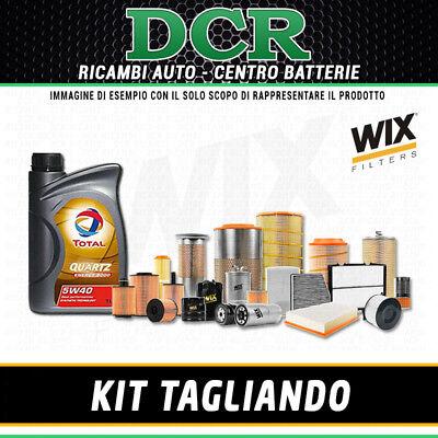 KIT TAGLIANDO FILTRI + OLIO Citroen C3 1.1 benzina | eBay