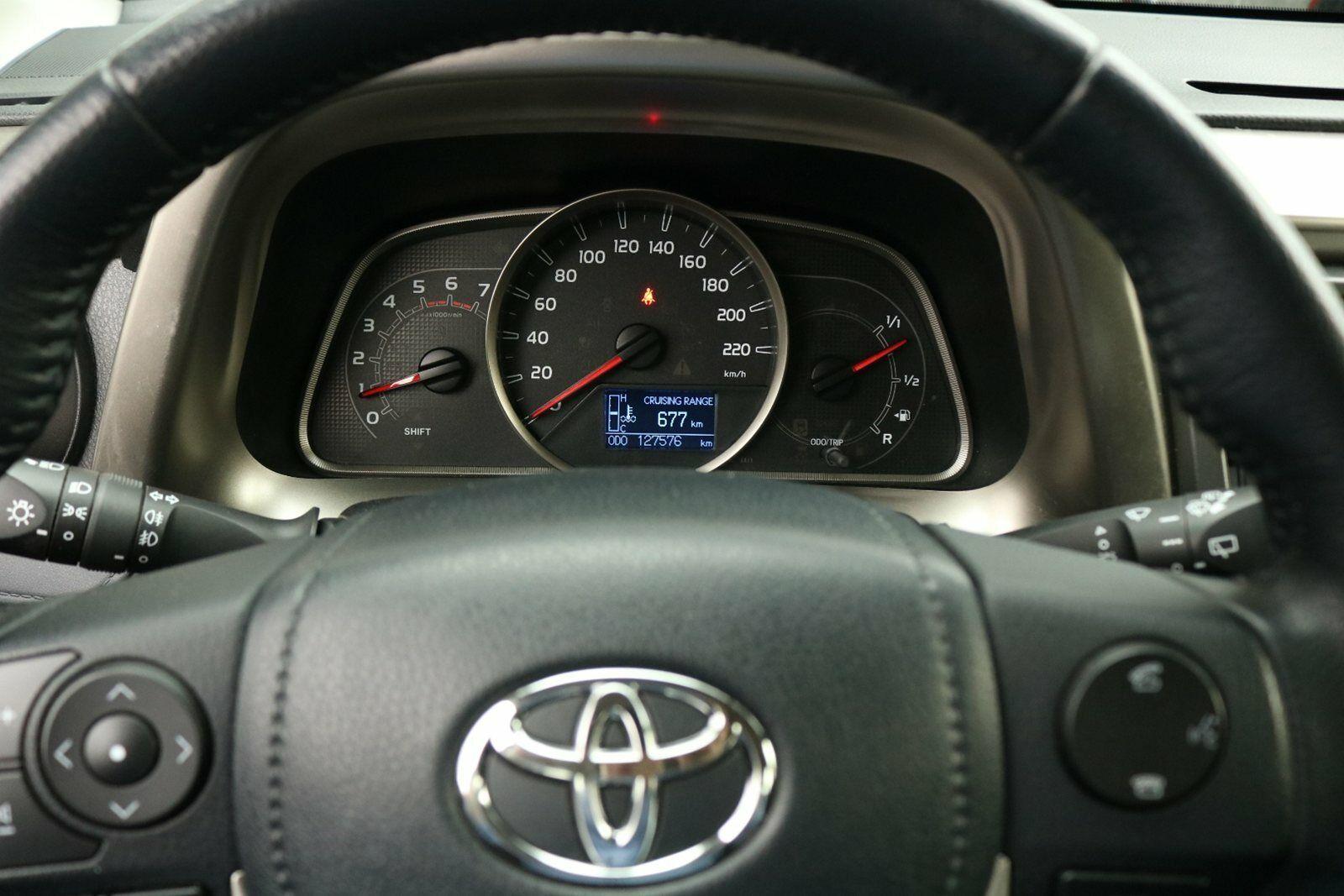 Toyota RAV4 D-4D T2+
