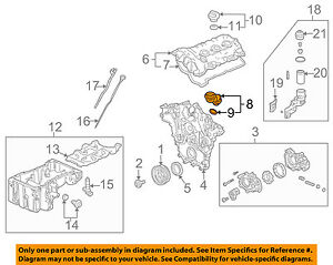 image is loading cadillac-gm-oem-04-07-cts-3-6l-