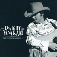 Dwight Yoakam - Platinum Collection [new Cd] England - Import on sale