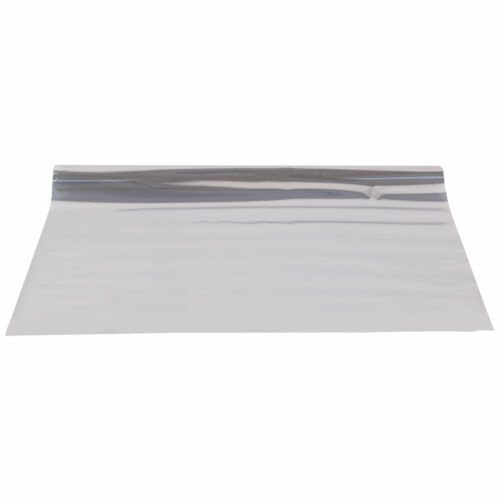 50cm x3m Car Auto Van Chrome Silver Window Tint Film OneWay Mirror Tinting Foil,
