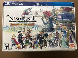 Ni-No-Kuni-II-Revenant-Kingdom-Collector-s-Edition-Sony-PlayStation-4-PS4-New