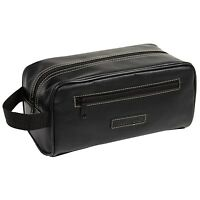 Steve Madden Mens Dopp Kit Travel Case