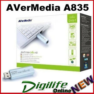 AVERMEDIA TV VOLAR GREEN HD WINDOWS DRIVER DOWNLOAD