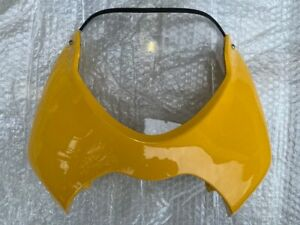 Ducati-handlebar-cover-wind-protection-for-monsters-like-S2R-1000-amp-620-Yellow