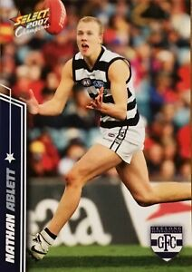 2015  SELECT CHAMPIONS  AFL  CARDS  GEELONG CATS BASIC  TEAM  SET