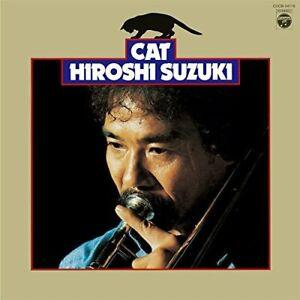 Hiroshi-Suzuki-Cat-CD-cocb-54118-63505-Japan-Import