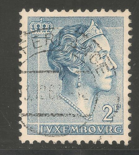 Luxembourg #368 (A86) VF USED - 1961 2fr Grand Duchess Charlotte