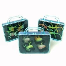 12 Glow in the Dark Toys including Frogs, Lizards and Spiders - Fillers Gifts