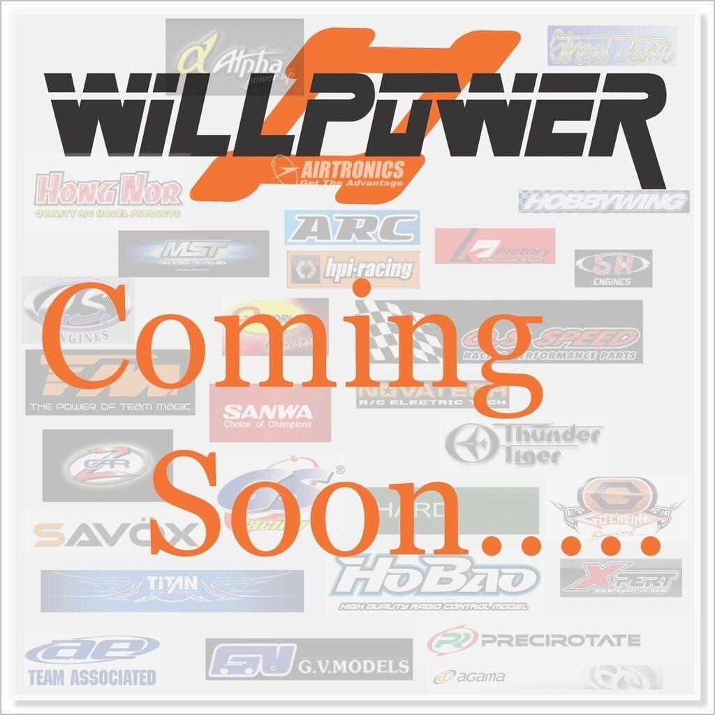 90A Brushless ESC  1:8 Car   B4810  RC-WillPower  Novatech