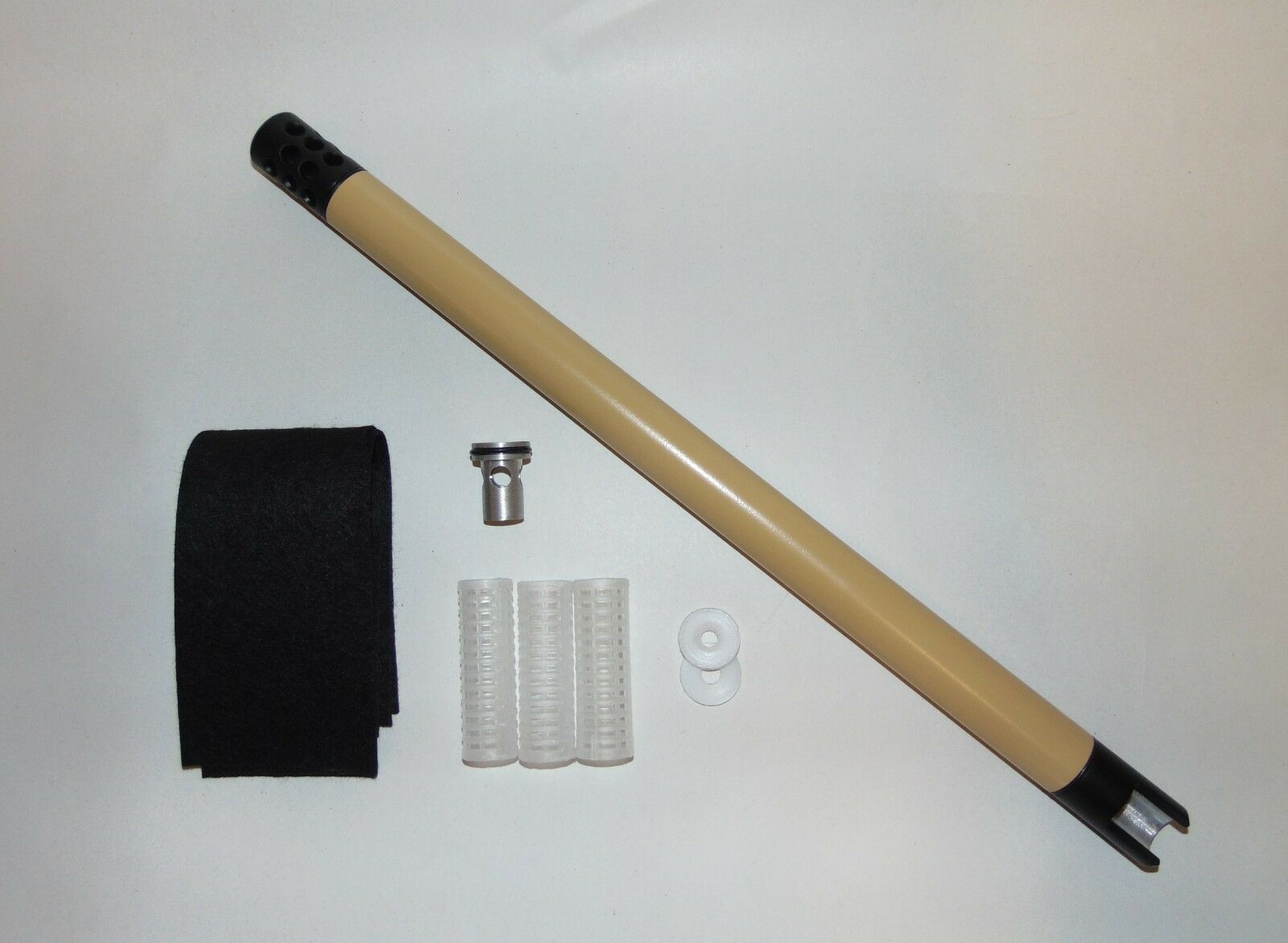 Kit Completo sudario en arena del desierto con Tapa Ventilada Para Adaptarse Bsa preCochega rifles