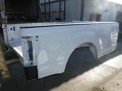 Oxford Car And Truck >> 2017 FORD F250 SD PICKUP TAKE OFF 8 FOOT TRUCK BED BOX OXFORD WHITE | eBay