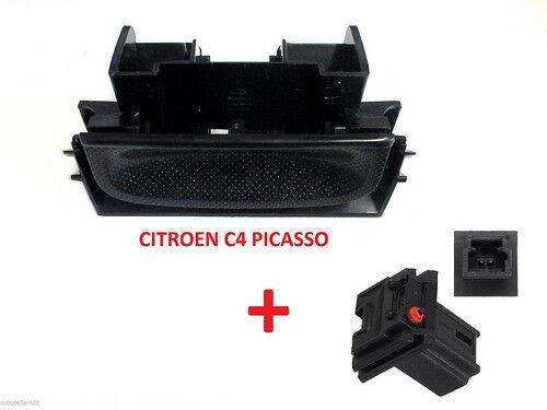 Griff Kofferraum mit Schütz Elektrisch Schalter für Citroen C4 Picasso