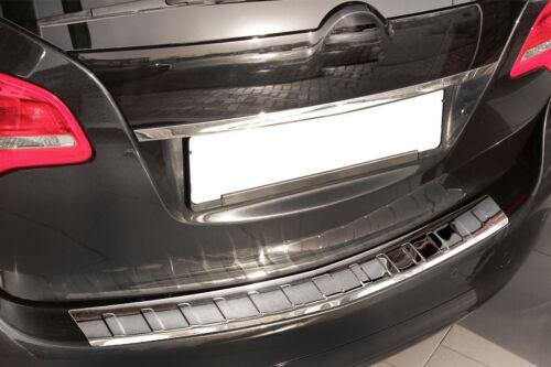 Chargement en acier inoxydable Chrome Pour Opel Meriva B 2010-2017avec tranchants