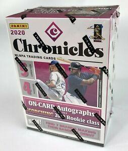 2020 Panini Chronicles Baseball Blaster Box RC Auto?