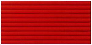 Ausbeul-Heisskleber-10-Klebesticks-ca-200x11-3mm-ROT-ALL-WEATHER-weich-amp-zaeh