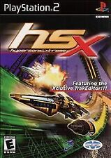 HSX Hypersonic Xtreme Extreme Hyper Sonic  Sony Playstation 2 PS2