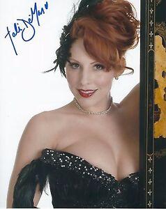 Tali Demar Nude Model Signed Photo 17 Exotic Dancer Mag