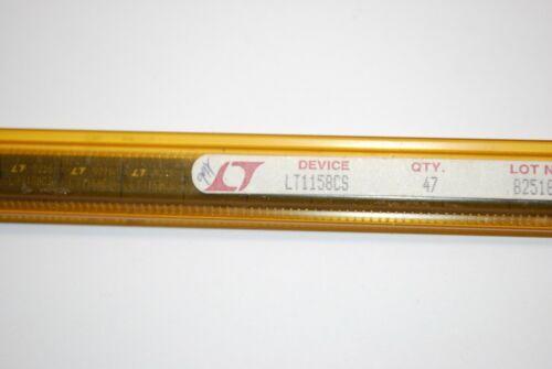 LT1158CS LT1158  LT 1158 CS WIDE SO Half Bridge N-Channel Power MOSFET Driver