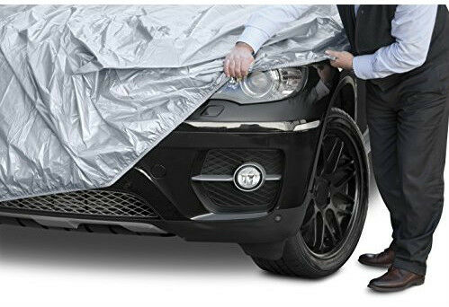 Sumex Cover Waterproof /& Breathable Outdoor Full Car Cover for Ford Fiesta ST