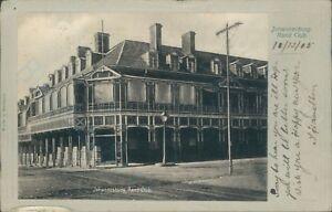 Johannesburg rand club c1905