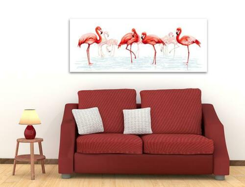 Family of flamingos Counted Cross stitch kit bird