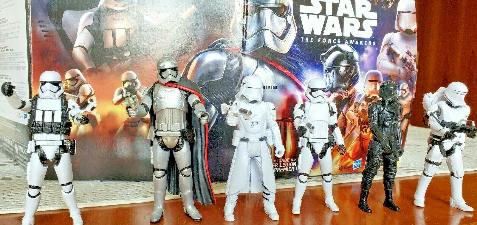 Star Wars - The Force Awakens - First Order Legion Set