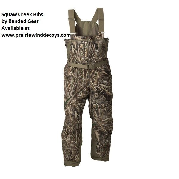 Squaw Creek Insulated Bib - - Blades Camo