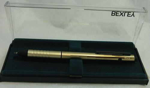 Bexley TRIO Tri-Continental Bronze 0.7mm Pencil+Red+Black BP Pen USA NEW SALE