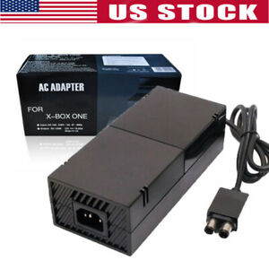 Console-AC-Adapter-Brick-Charger-Power-Supply-Cord-Cable-For-Microsoft-XBOX-ONE