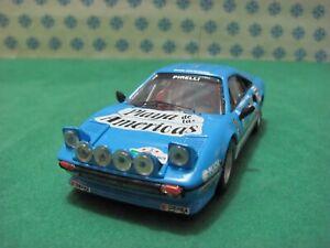 FERRARI-308-GTB-3000cc-coupe-034-Rally-de-Cote-Ingles-1985-034-1-43-Best-9428-LE