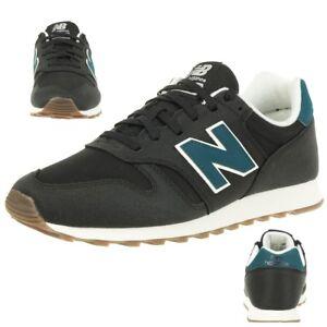 Details zu New Balance ML373BYS Classic Sneaker Herren Schuhe schwarz 373