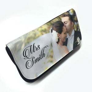 personalised make up bag personalised pencil case photo gift