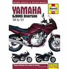 Yamaha XJ900 Diversion Service and Repair Manual by Haynes Publishing Group (Paperback, 2015)