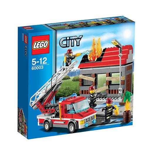 Lego City City City 60003 Feuerwehreinsatz - NEU b20be5