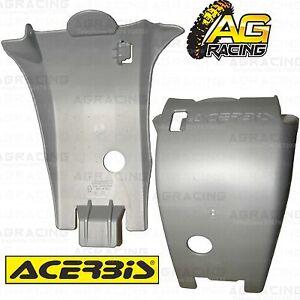 Acerbis-Grey-Skid-Plate-Sump-Guard-For-Honda-CRF-250R-2014-14-Motocross-Enduro
