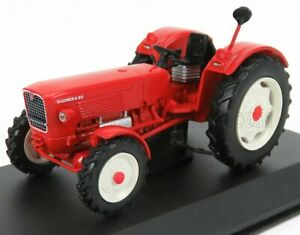 EDICOLA 1/43 GULDNER | G60A TRACTOR GERMANY 1968 - DAMAGE BLISTER BOX | RED W...