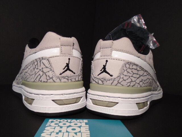 2005 Nike Dunk PAUL RODRIGUEZ ZOOM ZOOM ZOOM AIR ELITE SB JORDAN J-ROD STERLING bianca 7.5 24678a